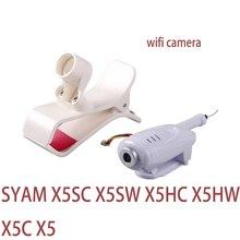 SYMA X5 серии Wi-Fi Камера и телефон зажим-держатель для X5C X5 X5C X5HC X5HW FPV Drone Запчасти аксессуар