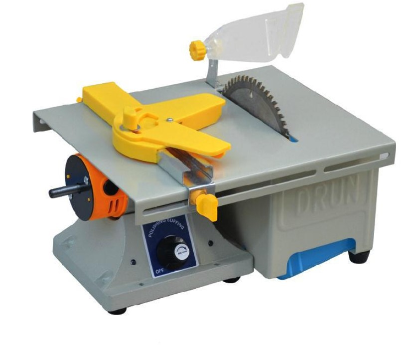 цена Multifunctional Jade Saw Woodworking Table Saw Polishing Machine