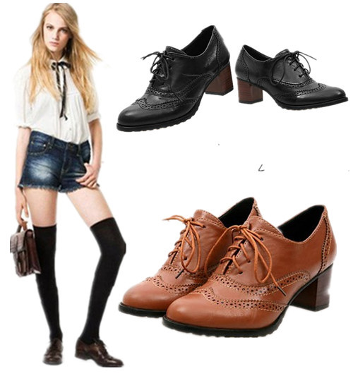 oxford ankle boots for women | Gommap Blog