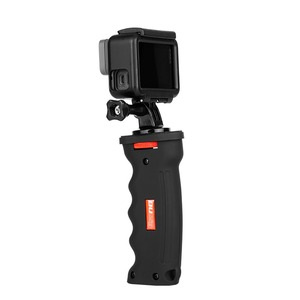 Image 4 - UURig R003 Pistol Stabilizer Hand Grip Phone Holder Gimbal Accessory for iPhone 6S 7 8 Plus Canon Sony DSLR Camera Gopro Hero 7