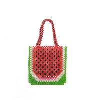 2019 Pearl Watermelon Bag Summer Fashion Luxury Exclusive Bag Direct Fashionable Universal