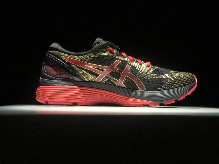 NEWEST  ASICS GEL-Nimbus 21 Original Men's Sneakers Running Stability Asics Man's Running Shoes Breathable Sports
