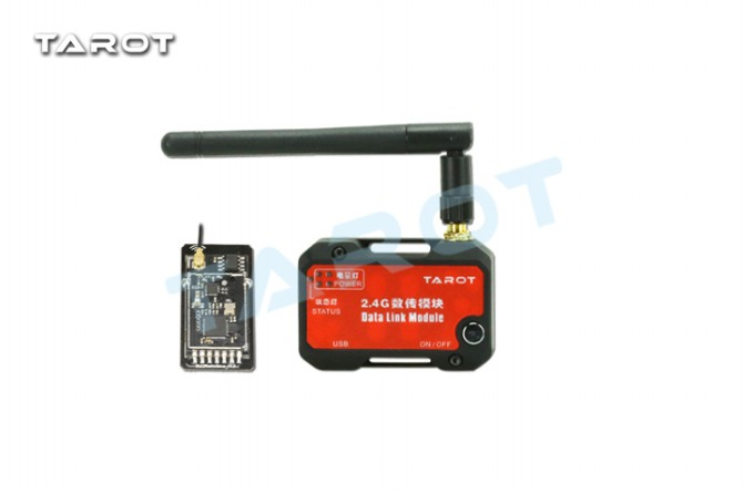 Tarot ZYX-BD 2.4G Bluetooth data transmission module for ZYX-M flight control ZYX27 no one writes to the colonel