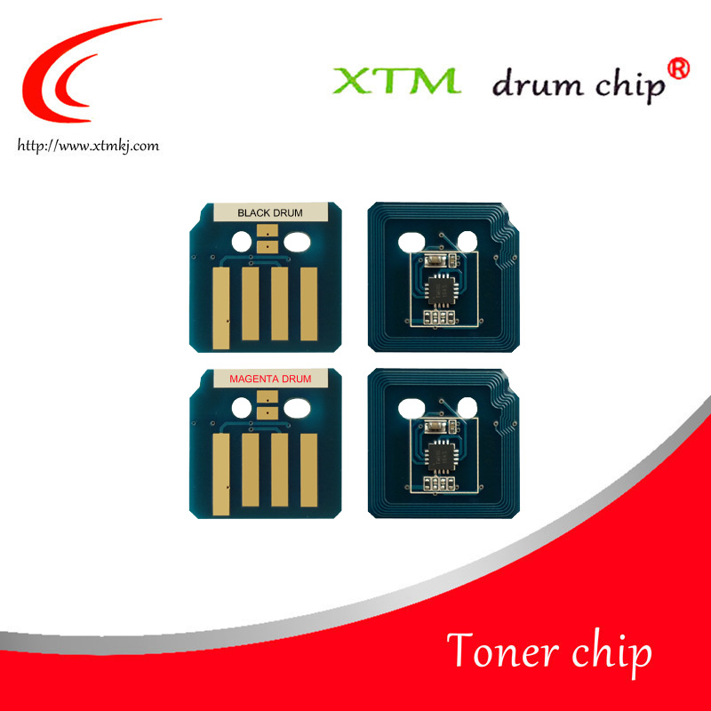 compatible 67K 51K 013R00657 013R00660 013R00659 013R00658 drum Reset chip for Xerox WorkCentre 7120 7125 laser