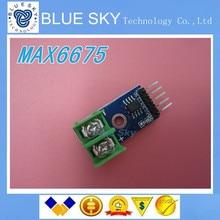 Бесплатная Доставка 5 шт./лот Max6675 к-типа термопары температурный датчик модуль для arduino