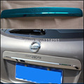 STAINLESS STEEL TAILGATE BOOT REAR DOOR GRAB HANDLE TRIM COVER FOR NISSAN QASHQAI 2008 2009 2010 2011 2012