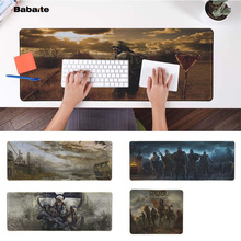 Babaite Funny Stalker Laptop Computer Mousepad Rubber PC Gaming mousepad