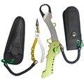 Новые цветные рыболовные инструменты  набор алюминиевых рыбацких губ  рыболовные захваты  алюминиевые плоскогубцы  рыболовные разделитель...