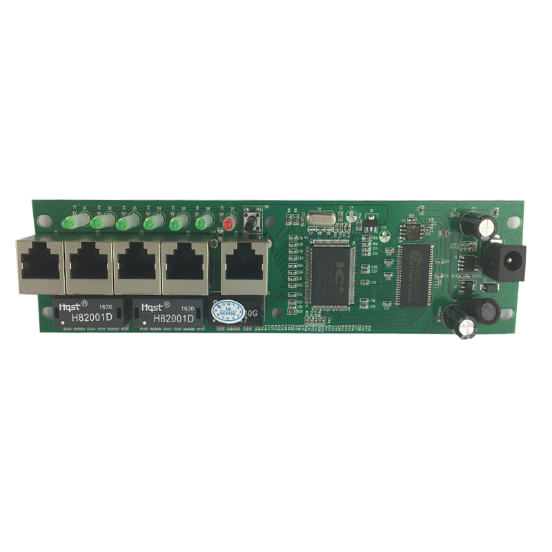 Router Mini-Size OEM Wired 8 Pcb-Module Wired-Distribution-Box 5-Port Intelligent Manufacturer