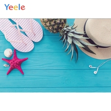 Yeele Summer Vocation Relaxation Seaside Pineapple Photography Backdrops Personalized Photographic Backgrounds For Photo Studio