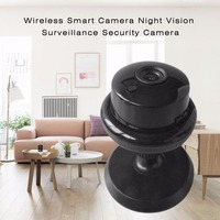 Panoramic Webcam 960P HD Wireless WiFi Smart Home Security IP Camera Night Vision Monitor Smart Home