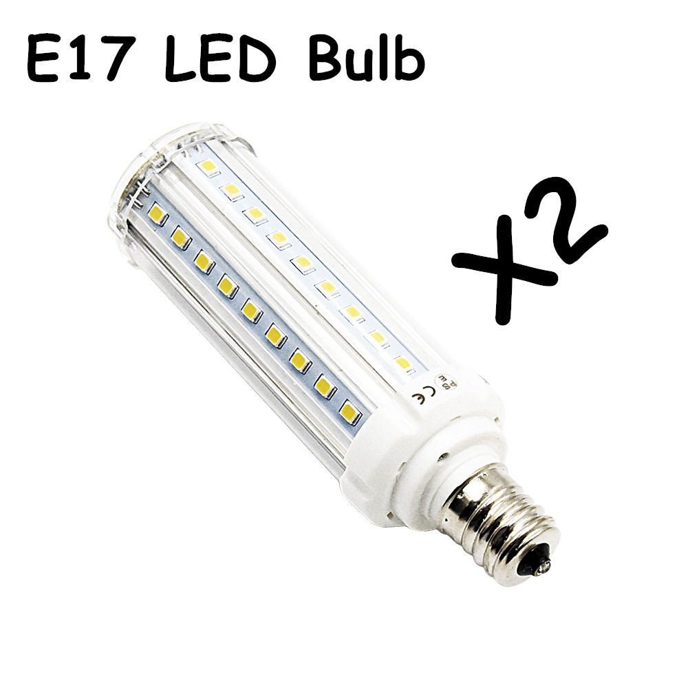 LED Light LED Bulb E17 110V 220V Corn Light Bulb 2835 SMD 10W Lampada LED Lamps the LEDs ...