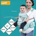 2 In 1 Baby Backpack / Hipseat Ergonomic Baby Carrier Sling Breathable Front Carry For 3-36 Months Infant Wrap Mochila Infantil