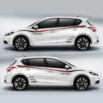 TAIYAO car styling sport car sticker For Nissan Tiida  Mark Levinson car accessories and decals auto sticker taiyao car styling sport car sticker for toyota 2013 2018 rav4 hybrid sapphire car accessories and decals auto sticker