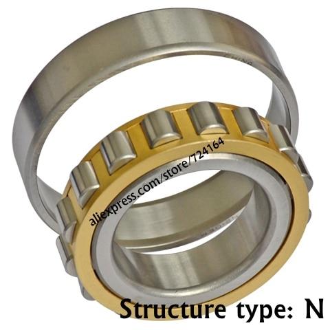 N312ENA Kinex New Cylindrical Roller Bearing