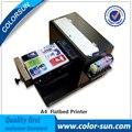 Высокое качество ФОРМАТА А4 Планшетный Принтер Машина для Печати Футболка Телефон Случае Ручка