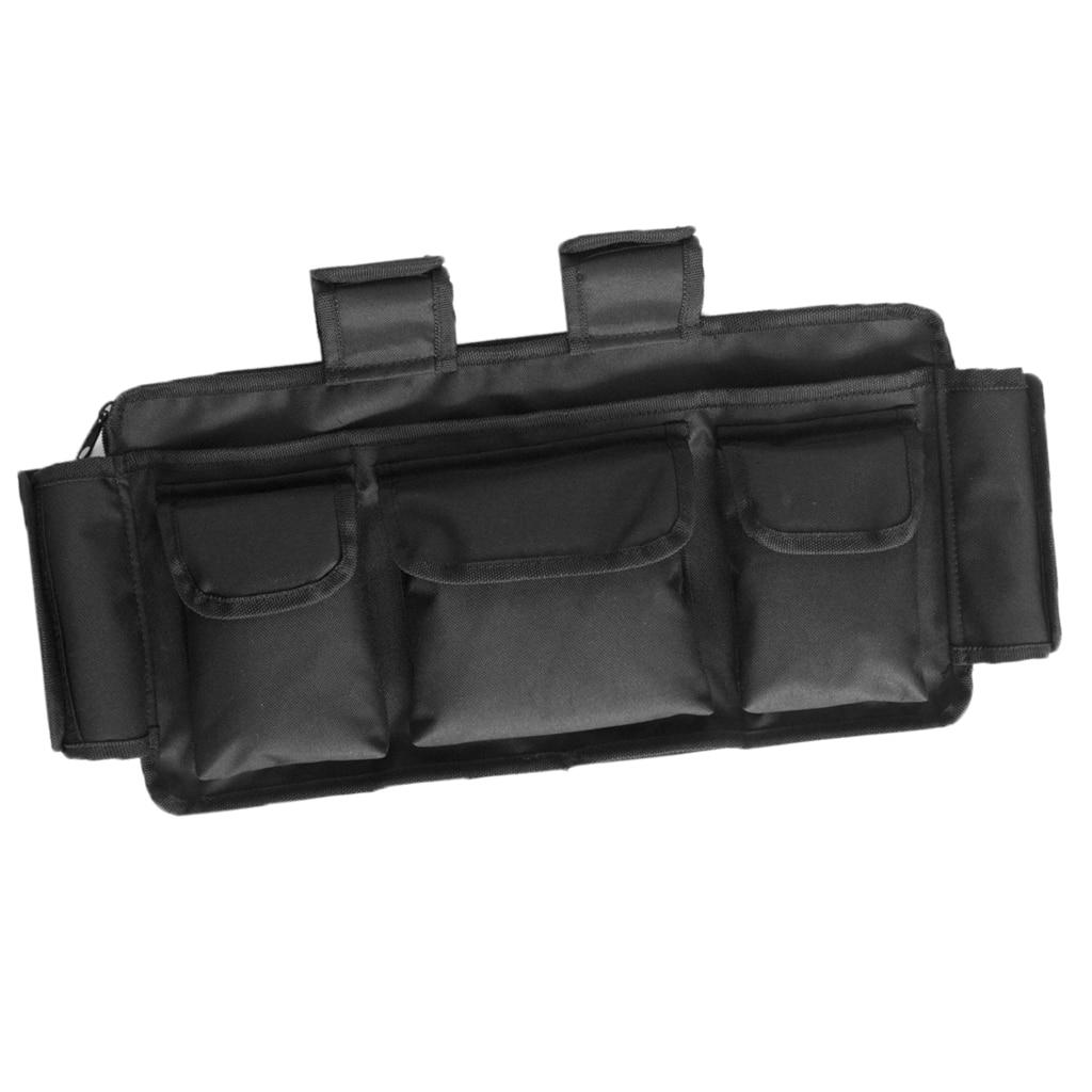 Wheelchair Walker Pouch Phone Bottle Key Glasses Holder 17 7x9 8