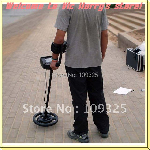 P023 smart sensor AR924M upgraded from AR924+  rechargeable under ground metal detector