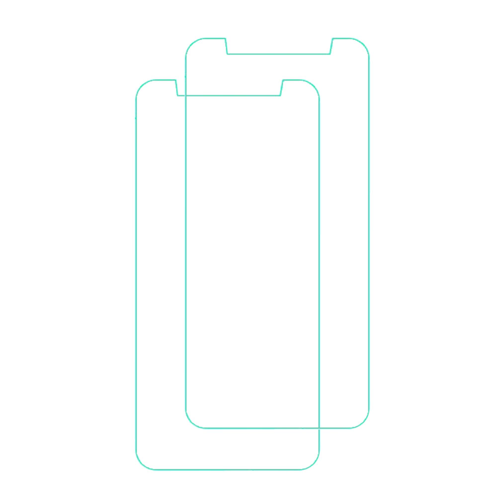 <font><b>Screen</b></font> Protector Film Tempered Glass For <font><b>Philips</b></font> S318 <font><b>S326</b></font> S327 S386 Xenium X588 V377 V526 V787+ X818 image