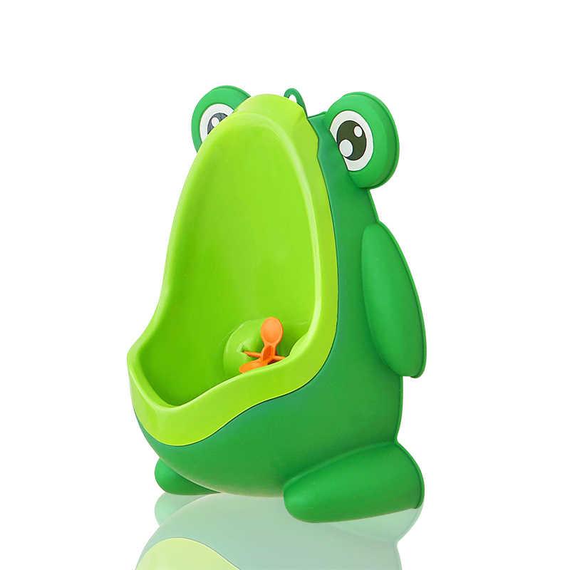 Настенный крючок для маленьких мальчиков, горшок для туалета обучающий лягушка, вертикальный писсуар, писсуар, писсуар для маленьких детей