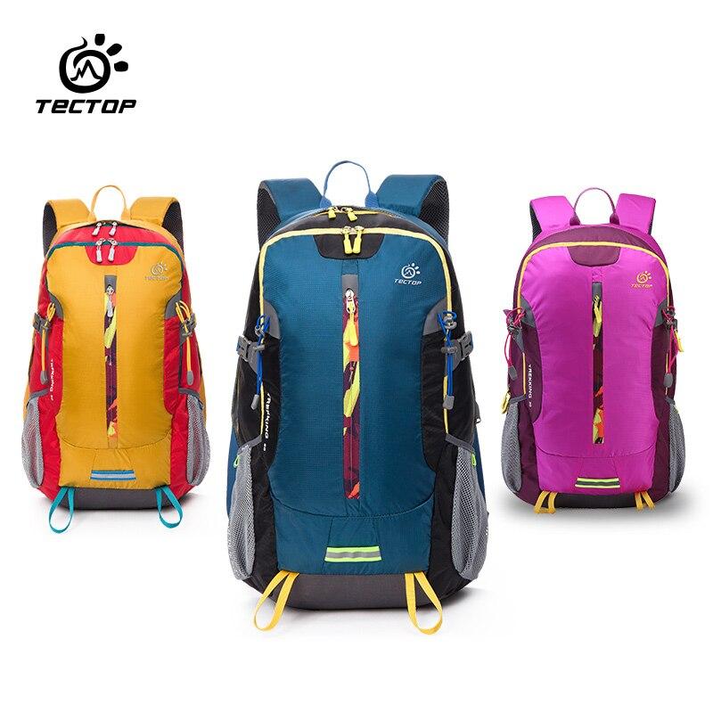 TECTOP 30L nuevo deporte al aire libre mochila bolso del alpinismo impermeable m