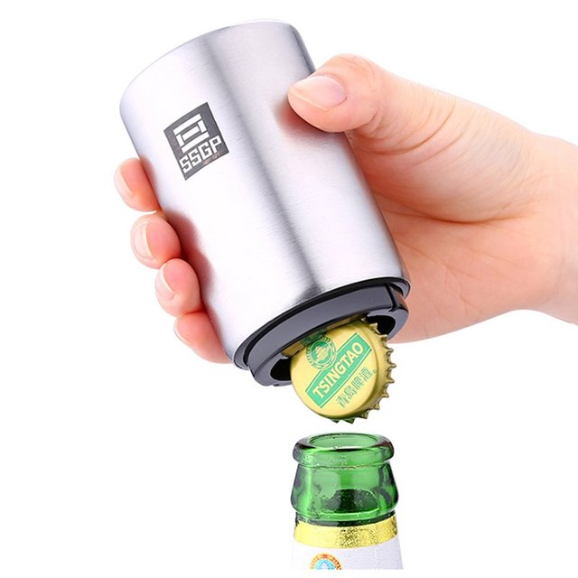 Portable Automatic Bottle Opener