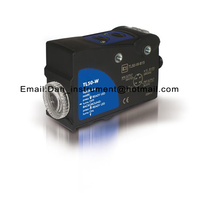 TL50 W 815 DATALOGIC Color sensor contrast sensor Photoelectric sensor
