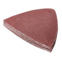 "32pcs/set Triangular Sand Paper sandpaper For Oscillating Tool 3-1/8"" Size Universal(China)"