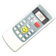 Condicionador de ar condicionado controle remoto adequado para aux YKR H/008 YKR H/009 YKR H/012 YKR H/209e