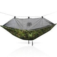 Army Parachute Garden Hammock Swing