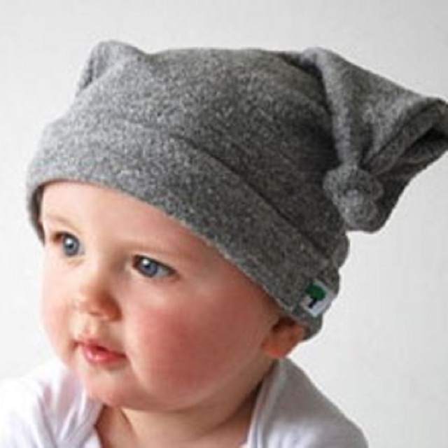 4ca22dc8886 Baby Hats for Boys Bebes Caps Newborn Stocking Hat berets Grey Bonnets  Children Caps Infant Beanie