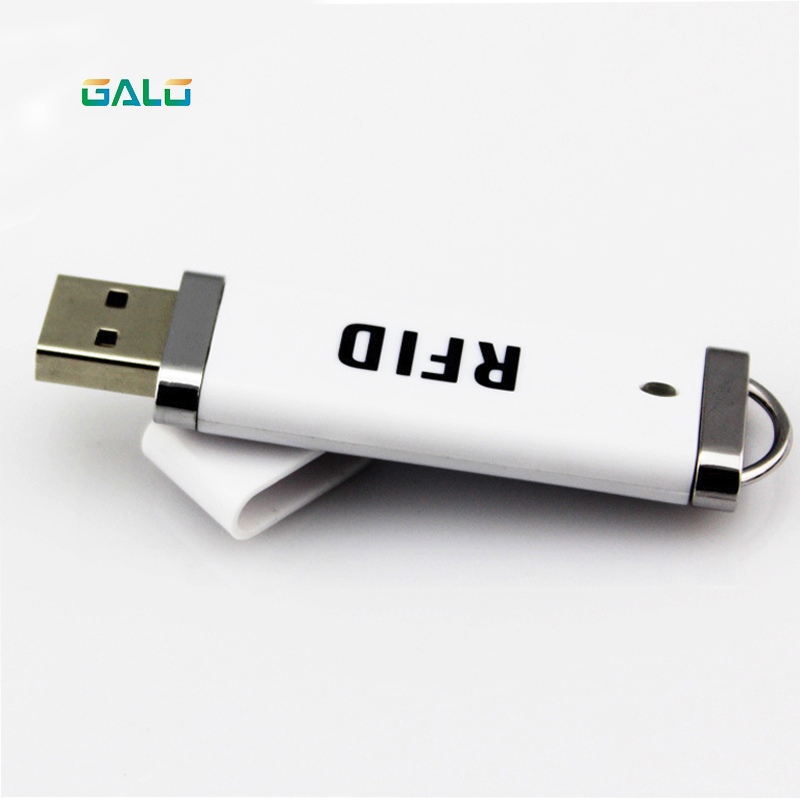 Newest MIni USB RFID ID Contactless Proximity Smart Card Reader 125KHZ EM4001 support Windows/ android/I-paid 10pcs mini portable rfid 125khz proximity smart em card usb id card reader win8 android otg smartphone android rfid card reader