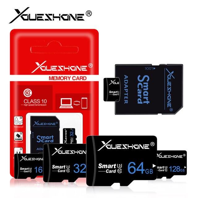 Công suất thực Cartao de Memoria 32 GB Micro SD Thẻ 16 GB 8 GB thẻ TF miễn phí tàu 4 GB 128 GB Micro SD Thẻ tarjeta SD