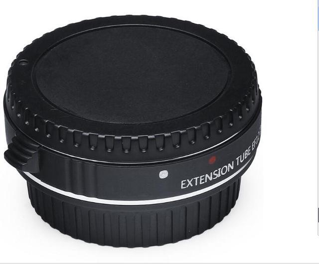 EF EF 12 Металл Маунт Автофокус Макрос Удлинитель Кольцо для Canon 80D 70D 60D 760D 750D 700D 650D DSLR Камеры Объектив Адаптер