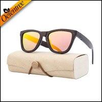 Высокое качество рекламных деревянные очки с умеренной ценой 100% из дерева ручной работы, солнцезащитные очки Пользовательские личный лого...