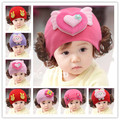 Best Deal New Newborn Cute Hat Cute Winter Baby Kids Girls Boys Warm Woolen Caps Hats for 2-12 Months Gift 1PC