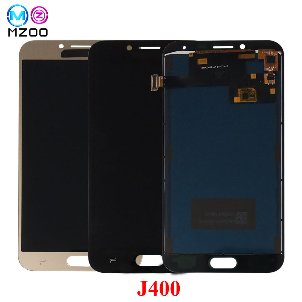 J400 LCD For Samsung <font><b>Galaxy</b></font> <font><b>J4</b></font> J400F J400G/DS SM-J400F LCD <font><b>Display</b></font> Touch Screen Digitizer Assembly TELA Monitor Replacement Part image