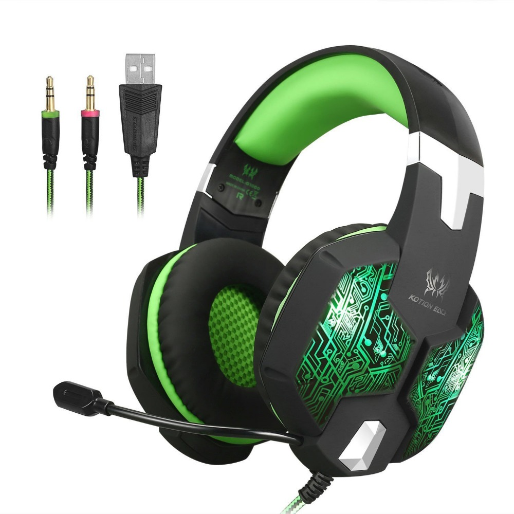 audifonos Gamer Headset casque Gaming Headset With Microphone Earphone Gaming Headphone With Mic Game Headphone For Computer PC led bass hd gaming headset mic stereo computer gamer over ear headband headphone noise cancelling with microphone for pc game