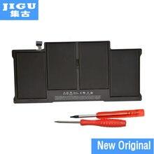Jigu Оригинальный аккумулятор для MacBook Air 13 «Модель A1369 MID 2011, A1466 A1405 Батарея 020-7379-A MC965 MC966 MD231 MD232 2012 год