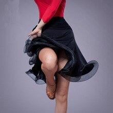Fashion Professional ballroom costume tango practice performance wear sexy Latin dance bust skirt for women/female/lady dancer