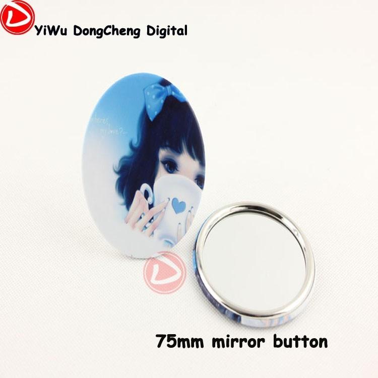 58 мм пустая кнопка крючка с изготовлением вашего логотипа