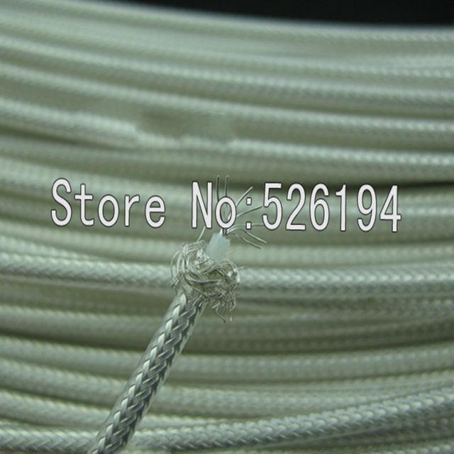 Freies verschiffen verkaufen pro meter kupfer silber kabel für diy ...