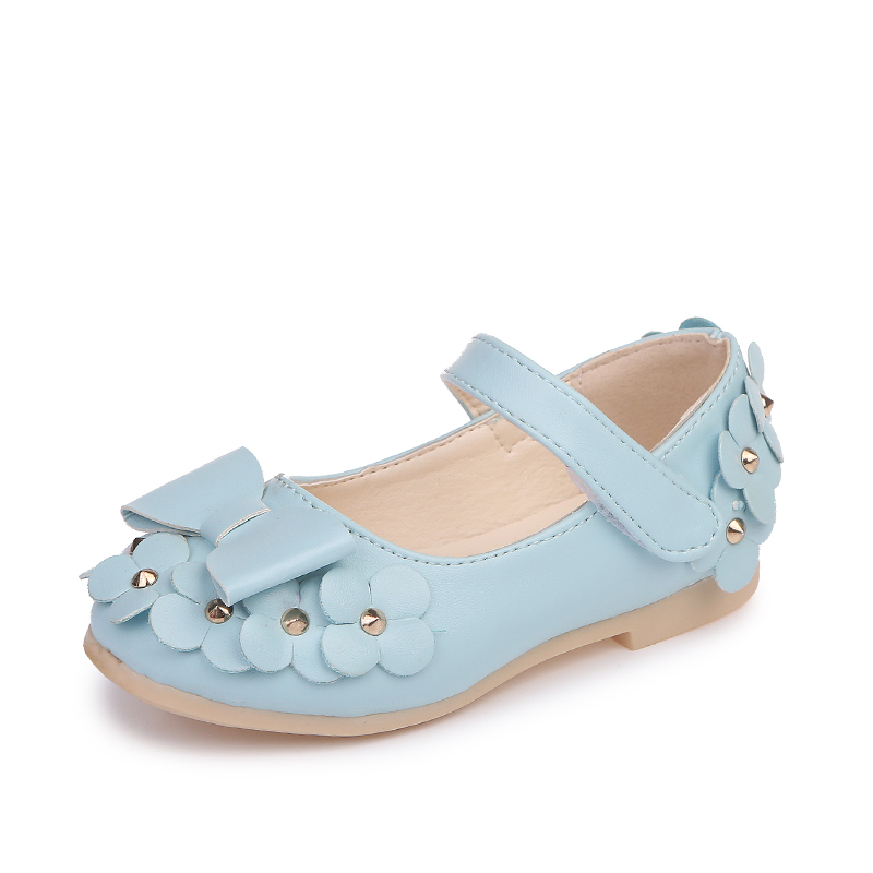 Children Shoes Girls Sandals Summer Princess Sandal Flowers Chaussure Fille  Rivets Children s Footwear For Girl Sandals A0108-in Sandals from Mother    Kids ... 3b7d447425b5