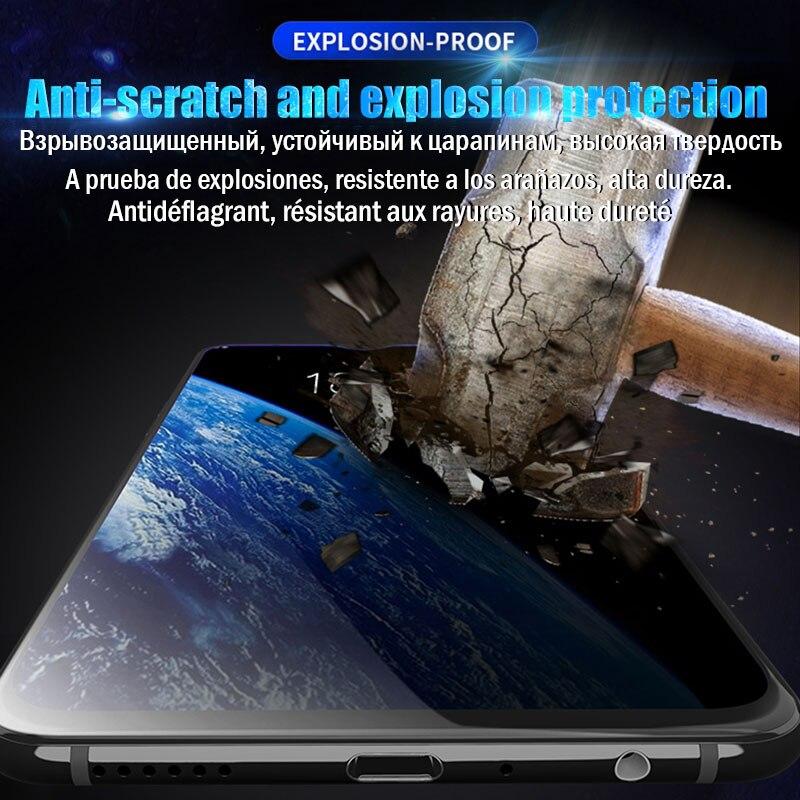 15D Hydrogel Film For Samsung Galaxy A50 A20 A30 A70 A10 Protector Film For Samsung A5 2017 A6 A7 A8 2018 M10 M20 M20 Not Glass