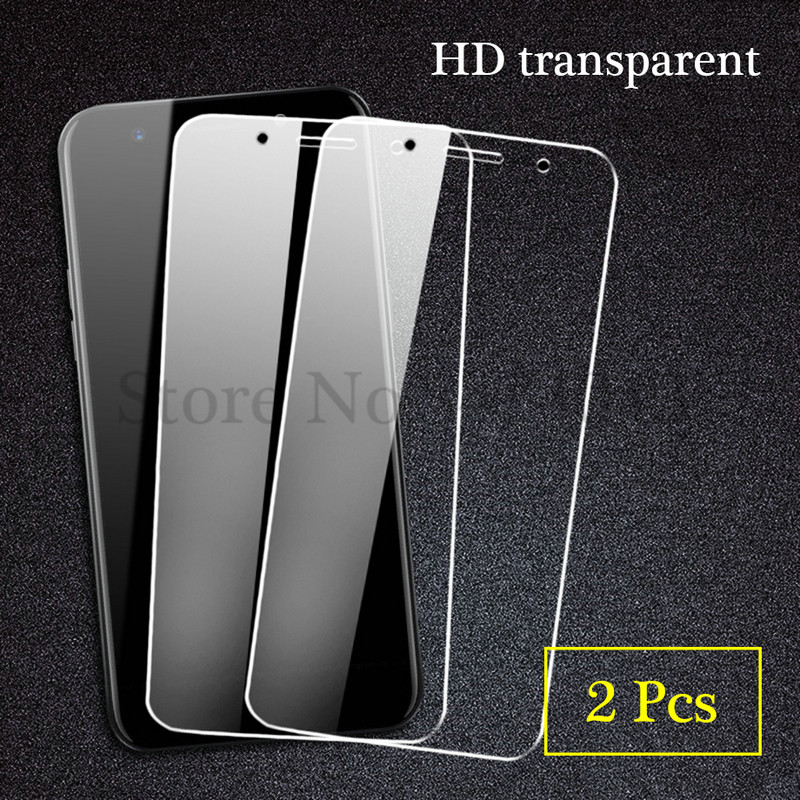 Image 4 - 2Pcs/lot Tempered Glass For Xiaomi Redmi 5 5 Plus 5A Screen Protector For Xiaomi Redmi Note 5A Protective Glass Film 16G 32G 64G-in Phone Screen Protectors from Cellphones & Telecommunications on