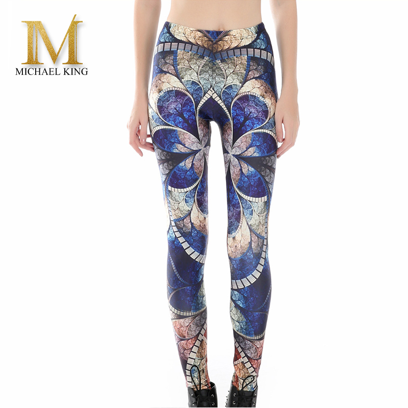 michael king girl leggings plus size Slim jeggings stretch women trousers  for suit Fashion leggins sporting - Compare Prices On Girls Jeggings- Online Shopping/Buy Low Price