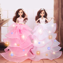 Singing Dancing Dolls Toys For Girls Rotating Reborn Lol Baby Doll Wedding Gift Christmas Gifts