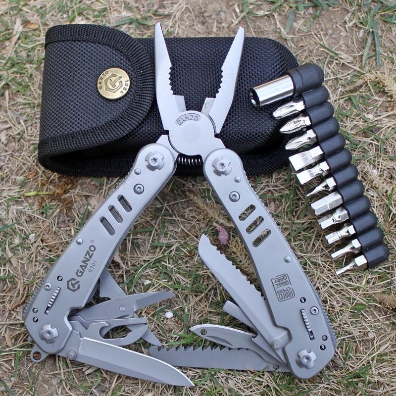 Ganzo nuga tööriistad G301B kokkuklapitav tang väljas - Käsitööriistad - Foto 6