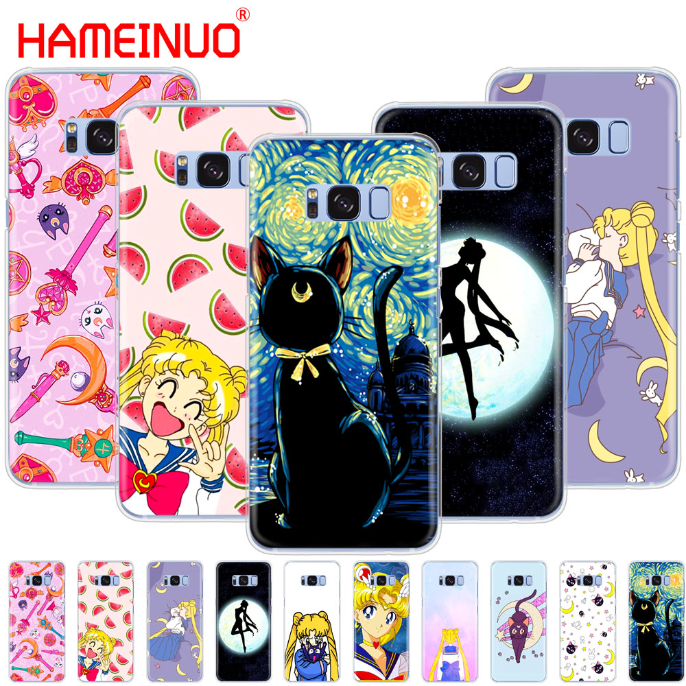 Cellphones & Telecommunications Hameinuo Sailor Moon Sailor Mercury Cute Cell Phone Case Cover For Samsung Galaxy S9 S7 Edge Plus S8 S6 S5 S4 S3 Mini Less Expensive Phone Bags & Cases