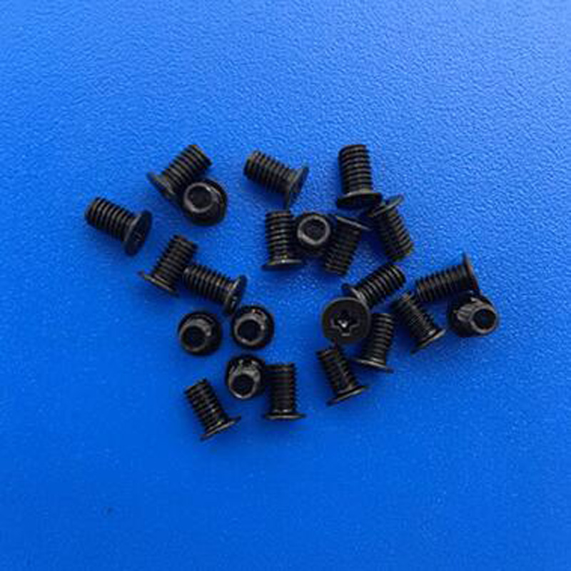 100 Pcs Notebook Screw SSD 2.5 Inch SSD/HDD Bracket Screw M3*3 M3*4 M3*5